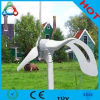 China Mini Wind Turbine Generator For Home CE And ISO Certificate wholesale