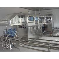 Buy cheap QGF 240  Rinsing Filling Capping Machine , 5 Gallon Bottle 3 In 1 Milling Machine from wholesalers
