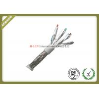 24AWG Cat7 STP Network Fiber Cable 1000ft For High Speed Transmission