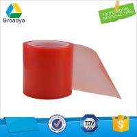 China Free sample high quality PET double-sided tape for advertisement on sale