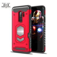 China Make Up Mirror Cell Phone Case For Samsung Galaxy S9 With Kickstand / Phone Cover Accessories on sale