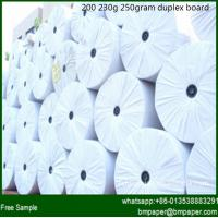 "China 90gsm 66*86cm art paper for scale printing barcode <strong style=""color:#b82220"">label</strong> wholesale"