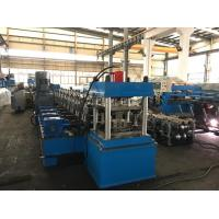China Cassette Type Guardrail Roll Forming Machine with M Shape profile interchangeable wholesale