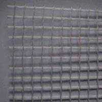 China 5x10mm 110g grey color Alkali Resistant fiberglass Mesh used for reinforcing wholesale