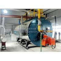 China Forced Gas Boiler Hot Water Heater 2.1MW Fire Gasonline Hot Water Boiler wholesale