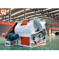 China Small Rabbit Pellet Production Equipment , Oil Addition System Feed Pellet Plant wholesale