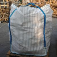 China Custom Size / Color Industrial Mesh Bags Easy To Load And Unload 1000kg wholesale