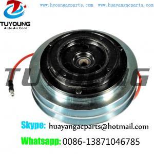 China SD7H15 SD709 auto ac compressor spare parts clutch 132MM 2PK 12V, car air conditioning compressor clutch on sale