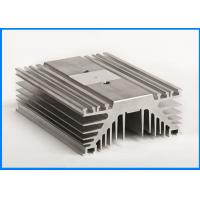 China OEM Custom Aluminum Extrusions , 6000 Series Aluminum Extruded Sections on sale