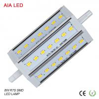 China LED corn lamp 8W 5630 SMD LED R7S LED Lamp/ LED bulb for IP65 waterproof led flood light wholesale