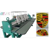 China Digital Auto four Head Computerized Embroidery Machine For Hats / Jacket , 110V / 220V wholesale