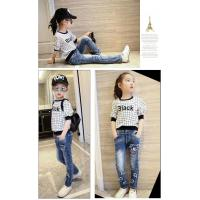 China High stretch cheap elastic black water twill denim shorts jeans for girls wholesale
