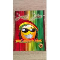 China Colorful printing ziplock Herbal Incense Packaging bag for 1g Jammin Joker wholesale