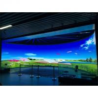 China P2.5mm Flat Screen Advertising Display Large Imaging Angle High Definition on sale