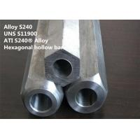 China S240 Bar / Rod / Wire Special Alloys For Aerospace And Defense Tensile Strength 240ksi on sale