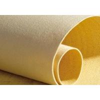 Quality Non-Woven Nomex Needle Felt Filter Cloth for sale