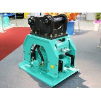 China Concrete Mini Excavator Vibratory Plate Compactor Suit Sunward Mini Excavator wholesale