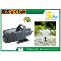 China Plastic Multi - System Water Fountain Submersible Pump Energy Saving Big Flow Rate wholesale