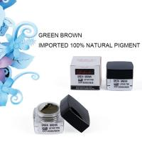 China OEM Micropigmentation Pigments 17 Colors Option For Semi Permanent Makeup Pigment wholesale