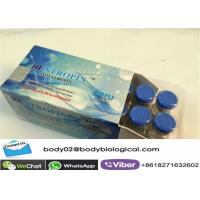 Buy cheap Original Human Growth Hormone Rentropin White Lyophilized Powder With Secury from wholesalers