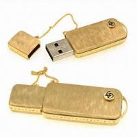 China USB Flash Drives, Supports Hot Plug-and-play Function, USB2.0/3.0, 5 Years Warranty wholesale
