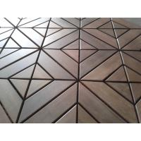 China IPE Decking Tiles wholesale