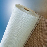 China White color Different width and very soft fiberglass net used for granite wholesale