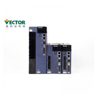 China 380V 4KW AC Servo Drive With 23 Bit Tamagawa Absolute Encoder wholesale
