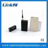 Quality Small HD Video Wireless Transmission Device NLOS 1-2 KM Low Weight for sale