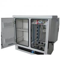 China Telecom Communication Network Equipment Rack Aluminum Enclosure Double Layer wholesale