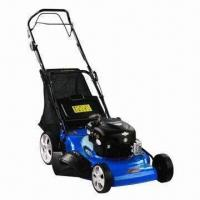 China 500mm Self-propelled Lawn Mower with 190cc American Briggs/Stratton Engine and 4-in-1 Function wholesale