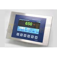 China Stainless Steel Indicator Controller For Measurement Control Systems on sale