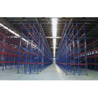 China Cold Rolled Heavy Duty Warehouse Shelving Units ISO9001 Certification wholesale