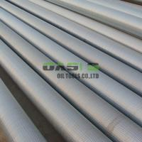 China OASIS Carbon Steel Galvanzied Wire Wrapp Well Screens/Johnson Screens wholesale