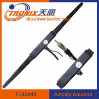 China am fm car electronic antenna/ best radio reception car antenna amplifier TLB3240 wholesale