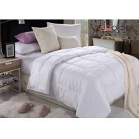 China 100 Cotton Duvet Hotel Collection , Goose Down Comforter Queen Size wholesale