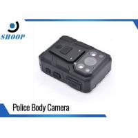 China GPS Law Enforcement Body Camera Small Police Using Body Camera with Night Vision on sale