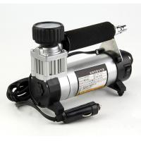 China Portable Car Air Compressor With Cigarette Lighter 140PSI Car Pump wholesale