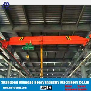 China Single Girder Top Running Underslung Type Overhead Bridge Crane wholesale