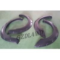 Buy cheap 4 door Standard Size 4x4 Wheel Arch Flares  Nissan Navara D40 Fender Flares from wholesalers