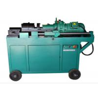China Rebar Thread Rolling Machine Threaded Robs Making Machine Used in Construction wholesale