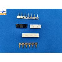 China UL94V-0 Wire Board Connector , 1 Row Circuit Wire Connectors With Lock / Bump A1253HA on sale