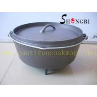 China cast iron dutch oven wholesale