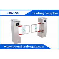 China RFID Rust - Proof Security Swing Barrier Gate Bi-Direction For Office Center wholesale