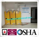 China PP Hazardous Safety Storage Cabinets, Laboratory Storage Cabinet and Biological Safety Cabinet wholesale