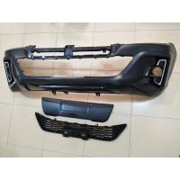 China ABS Material Auto Body Kits Front Bumper Guard For Toyota Hilux Rocco wholesale