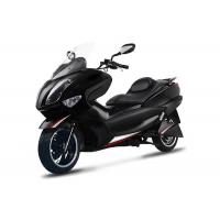 China White 6000W most powerful electric scooter with 72V LiFePO4 battery 130km wholesale