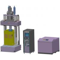 China Single Zone Fatigue Testing Apparatus Servo Hydraulic Tension 1% Displacement Accuracy wholesale