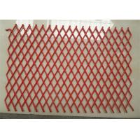 China Trailer Flooring Spray Paint Mesh Small Hole Fencing Raised Expanded Metal mesh wholesale