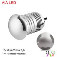 China Aluminum LED 3W outside IP67 3ways LED spot light/LED step lamp for garden ldecoration wholesale